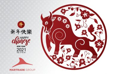 Happy Chinese New Year and 牛年快乐