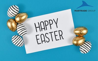 Happy Easter from the Martrade Team